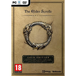 Coperta THE ELDER SCROLLS ONLINE GOLD EDITION - PC