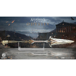 Coperta ASSASSINS CREED ODYSSEY LEONIDAS BROKEN SPEAR REPLICA