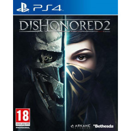 Coperta DISHONORED 2 - PS4