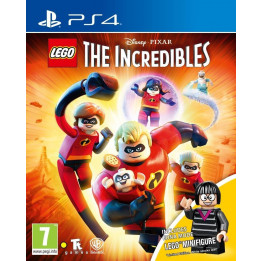 Coperta LEGO THE INCREDIBLES TOY EDITION - PS4