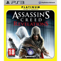 Coperta ASSASSINS CREED REVELATIONS PLATINUM - PS3