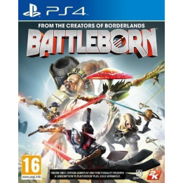 Coperta BATTLEBORN - PS4