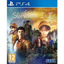 Coperta SHENMUE 1 & 2 - PS4