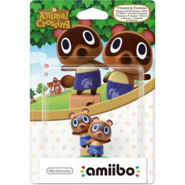 Coperta AMIIBO TIMMY TOMMY (ANIMAL CROSSING)
