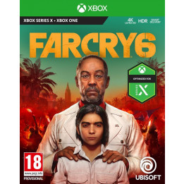 Coperta FAR CRY 6 - XBOX ONE
