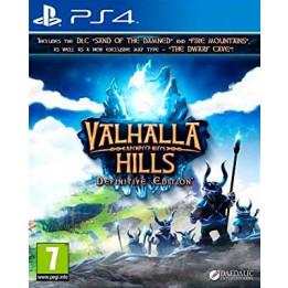 Coperta VALHALLA HILLS DEFINITIVE EDITION - PS4