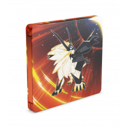 Coperta POKEMON ULTRA SUN STEELBOOK - 3DS