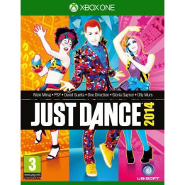 Coperta JUST DANCE 2014 - XBOX ONE