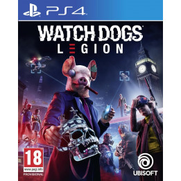 Coperta WATCH DOGS LEGION - PS4