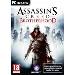 Coperta ASSASSINS CREED BROTHERHOOD EXCLUSIVE - PC