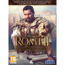Coperta TOTAL WAR ROME 2 ENEMY AT THE GATES EDITION - PC