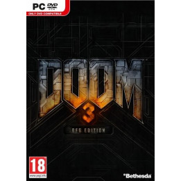Coperta DOOM 3 BFG EDITION - PC