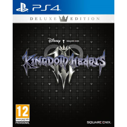 Coperta KINGDOM HEARTS 3 DELUXE EDITION - PS4