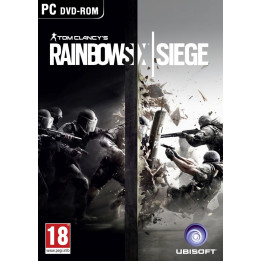 Coperta RAINBOW SIX SIEGE - PC