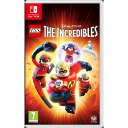 Coperta LEGO THE INCREDIBLES - SW