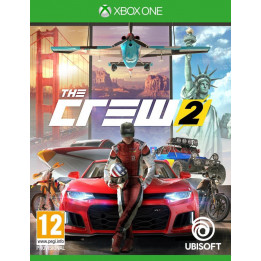 Coperta THE CREW 2 - XBOX ONE