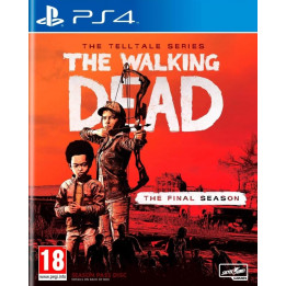 Coperta TELLTALE THE WALKING DEAD SEASON 4 - PS4