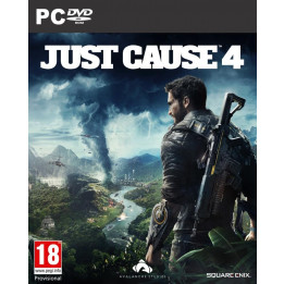 Coperta JUST CAUSE 4 - PC
