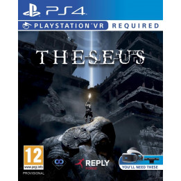 Coperta THESEUS (VR) - PS4
