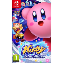 Coperta KIRBY STAR ALLIES - SW