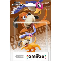 Coperta AMIIBO DUCK HUNT DUO NO. 47 (SUPER SMASH)