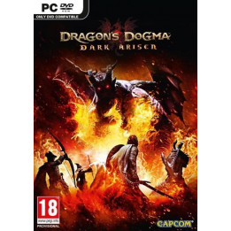 Coperta DRAGONS DOGMA DARK ARISEN - PC