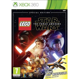 Coperta LEGO STAR WARS THE FORCE AWAKENS TOY EDITION - XBOX360