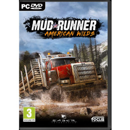 Coperta SPINTIRES MUDRUNNER AMERICAN WILDS EDITION - PC