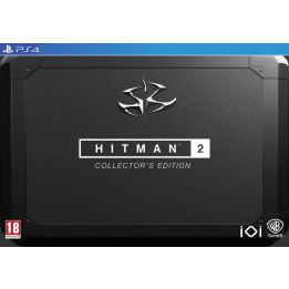 Coperta HITMAN 2 COLLECTORS EDITION - PS4