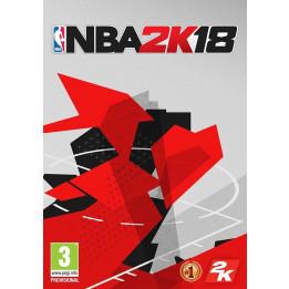 Coperta NBA 2K18 (CODE IN A BOX) - PC