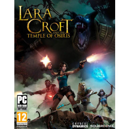 Coperta LARA CROFT AND THE TEMPLE OF OSIRIS - PC