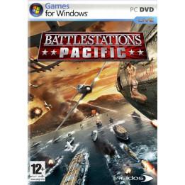 Coperta BATTLESTATIONS: PACIFIC - PC