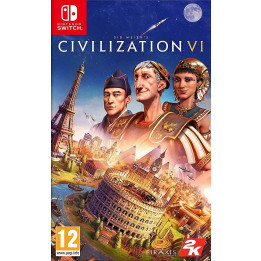 Coperta CIVILIZATION VI - SW