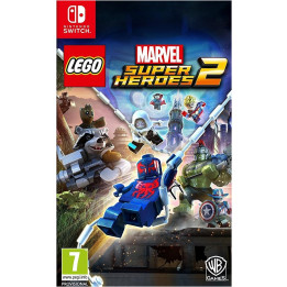 Coperta LEGO MARVEL SUPER HEROES 2 - PS4