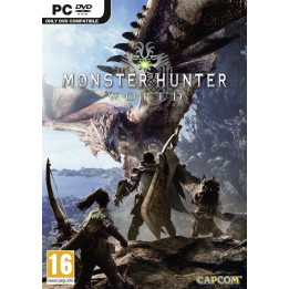 Coperta MONSTER HUNTER WORLD - PC