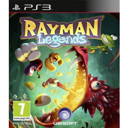 Coperta RAYMAN LEGENDS - PS3