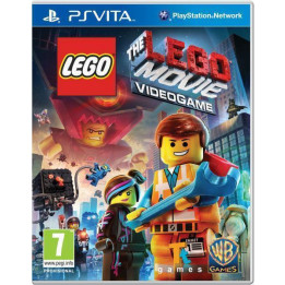 Coperta LEGO MOVIE GAME - PSV