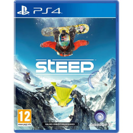 Coperta STEEP - PS4