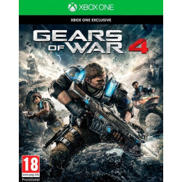 Coperta GEARS OF WAR 4 - XBOX ONE