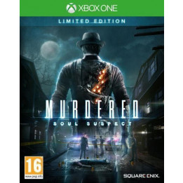 Coperta MURDERED SOUL SUSPECT SPECIAL EDITION - XBOX ONE