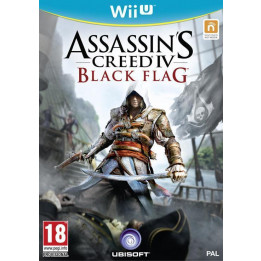 Coperta ASSASSINS CREED 4 BLACK FLAG - WII U