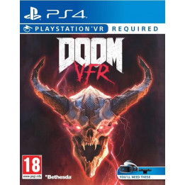 Coperta DOOM VFR - PS4