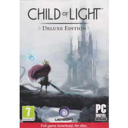 Coperta CHILD OF LIGHT - PC