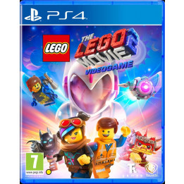 Coperta LEGO MOVIE GAME 2 - PS4