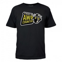 Coperta COUNTER STRIKE GO AWP COUNTRY TSHIRT S