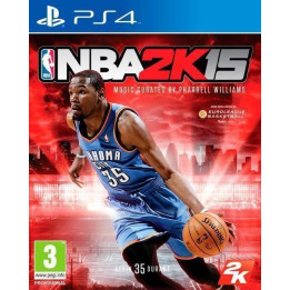 Coperta NBA 2K15 - PS4