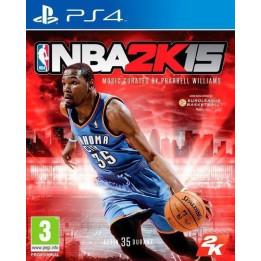 Coperta NBA 2K15 - PS4