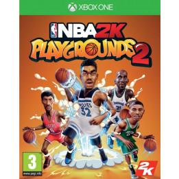 Coperta NBA 2K PLAYGROUNDS 2 - XBOX ONE
