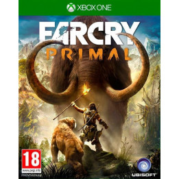 Coperta FAR CRY PRIMAL - XBOX ONE