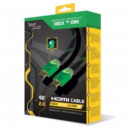 Coperta STEELPLAY - 4K 2.0 HDMI HIGH SPEED ULTRA HD LED CABLE (XONE)